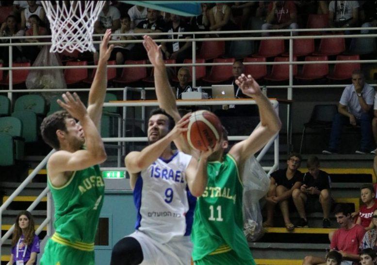 משחקי האוניברסיאדה: הפסד לישראל מול אוסטרליה בקרב על הארד
