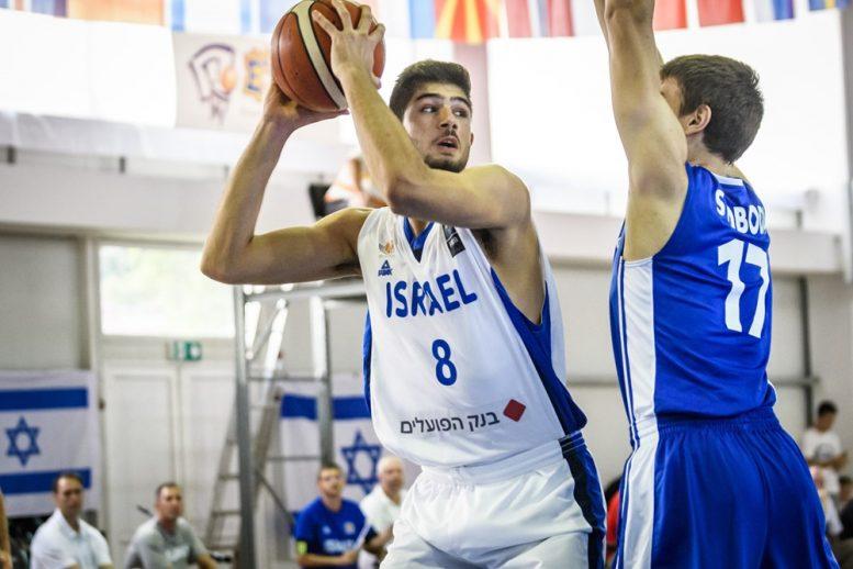 נבחרת הנוער: ניצחון רביעי באליפות; גברה על צ'כיה 50-61