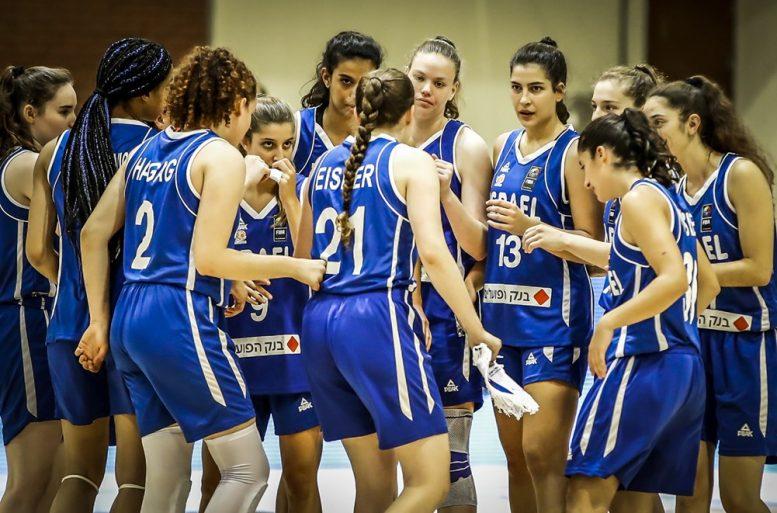 נבחרת הנערות: הפסד מול ליטא במשחקי ההצלבה; תיאבק על מקומה בדרג א'