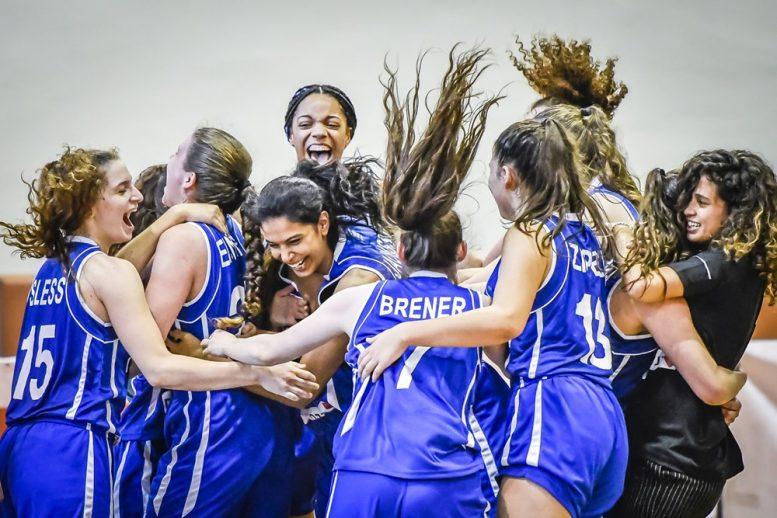 נבחרת הנערות: ניצחה את קרואטיה; הבטיחה את ההישארות בדרג א'