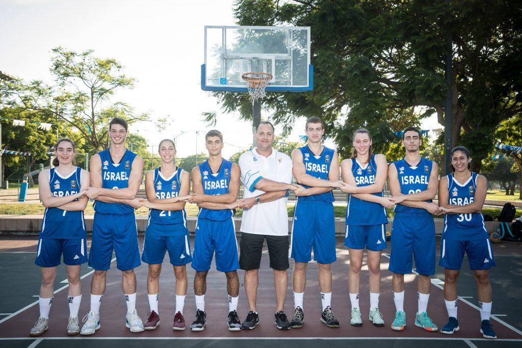 3 על 3: נבחרות הנוער עלו לחצי הגמר במוקדמות אליפות אירופה