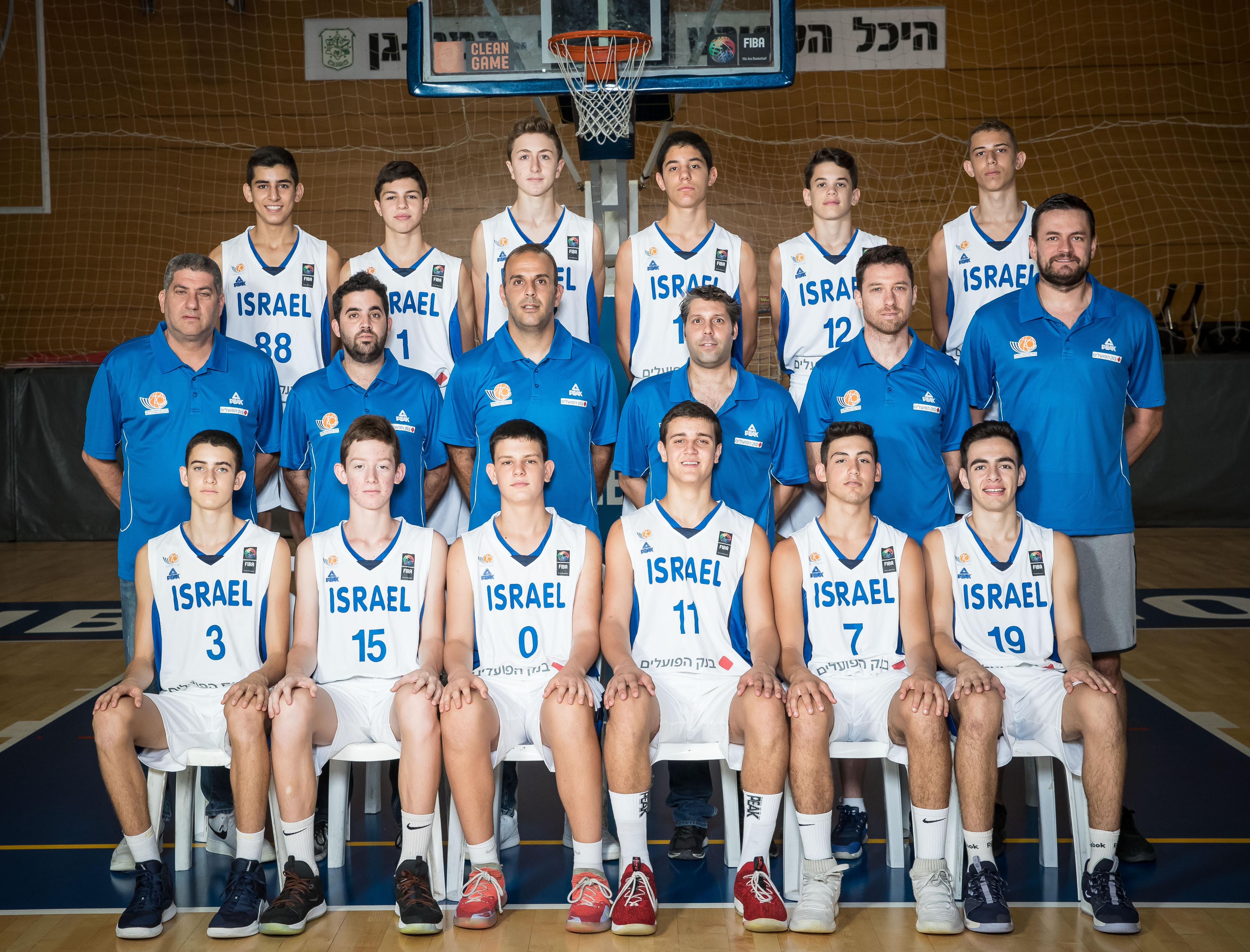 נבחרת הבנים עד גיל 14 יוצאת לטורניר המסורתי בסלובניה