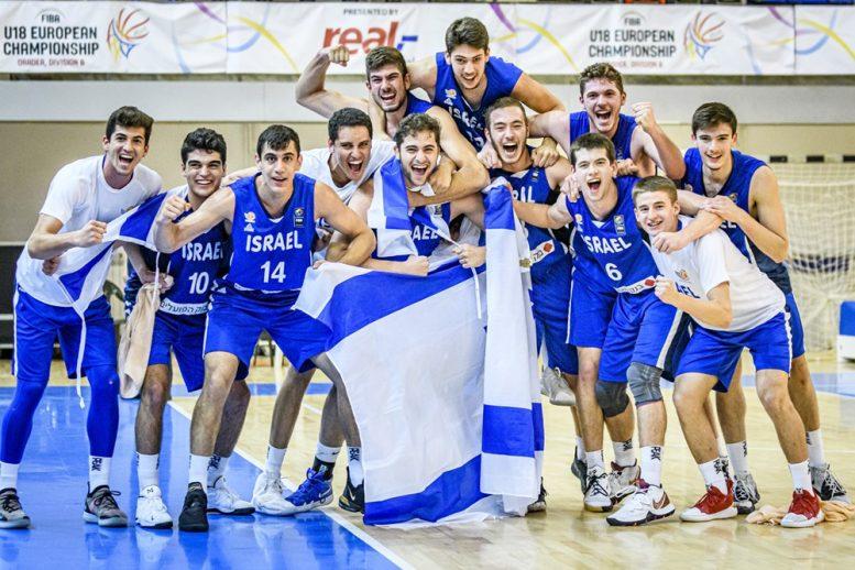 נבחרת הנוער: ניצחון בחצי הגמר על צפון מקדוניה; הבטיחה את החזרה לדרג א'