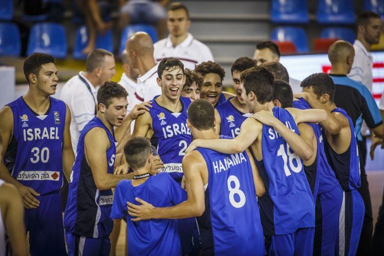 נבחרת הקדטים: ניצחון במשחק הפתיחה על לטביה