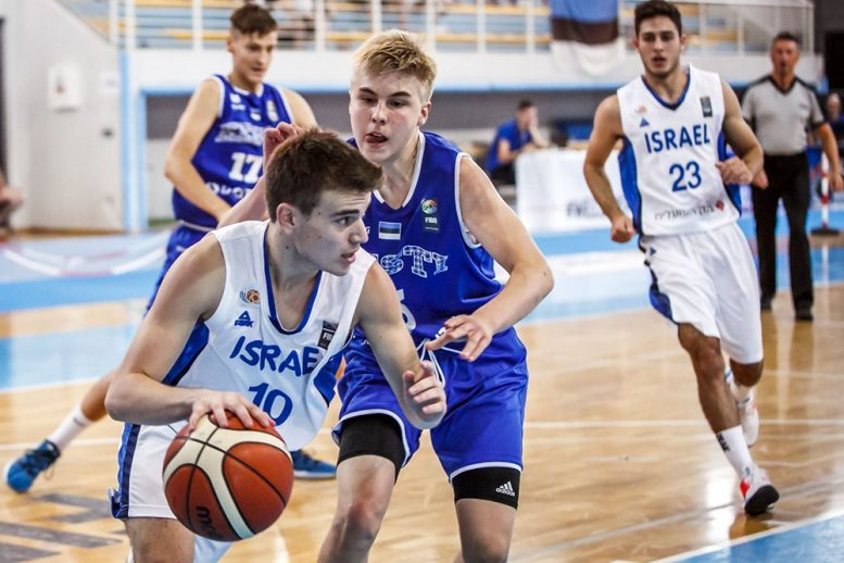 נבחרת הקדטים: ניצחון על אסטוניה; הבטיחו את ההישארות בדרג א'