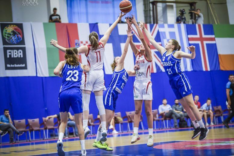 נבחרת העתודה נשים: ניצחון על טורקיה; תתמודד מול קרואטיה על המקום ה-5