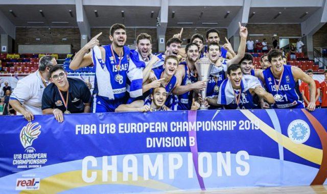 גלריה מהמשחק של נבחרת הנוער מול פולין בגמר אליפות אירופה דרג ב' 2019