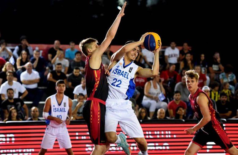 אליפות אירופה 3 על 3: הנוער והנערות העפילו לרבע הגמר
