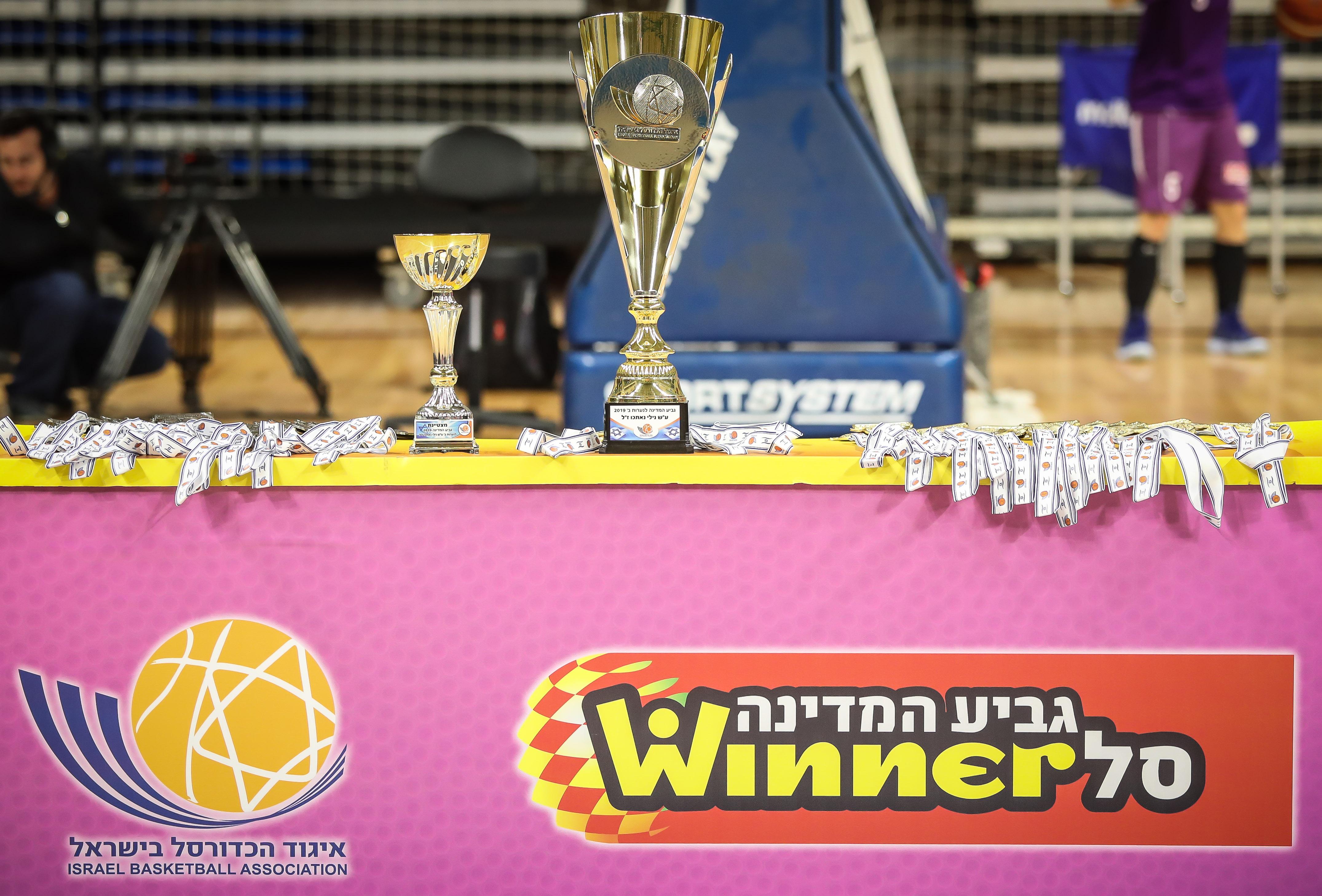 הגרלות גביע המדינה לנוער ולנערות
