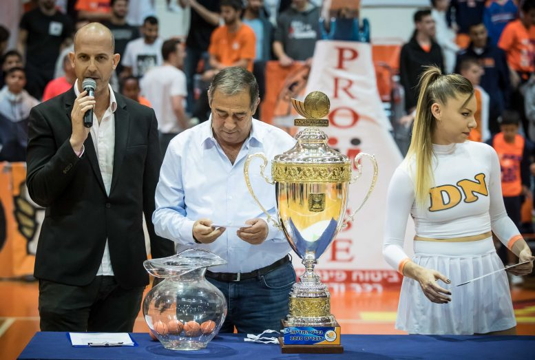 """נקבעו משחקי חצי גמר גביע המדינה ווינר סל: ירושלים מול ראשל""""צ; נהריה נגד נס ציונה"""