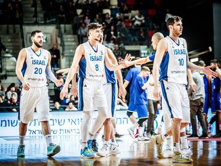 ניצחון שני לנבחרת ישראל במוקדמות היורובאסקט; גברה על רומניה 63-87