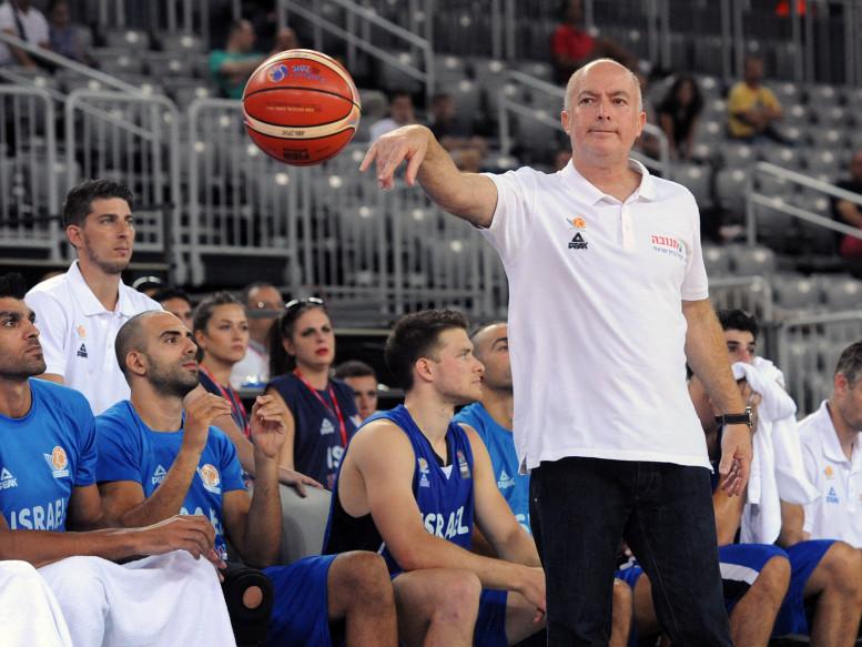 אדלשטיין: אני גאה להיות מאמן נבחרת ישראל