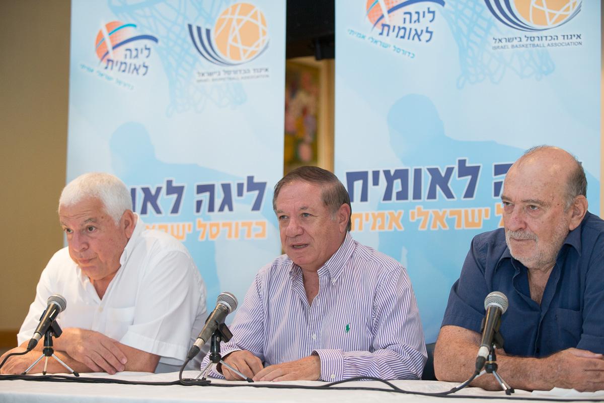 """יו""""ר האיגוד, עמירם הלוי: הלאומית היא הליגה הייצוגית של איגוד הכדורסל"""
