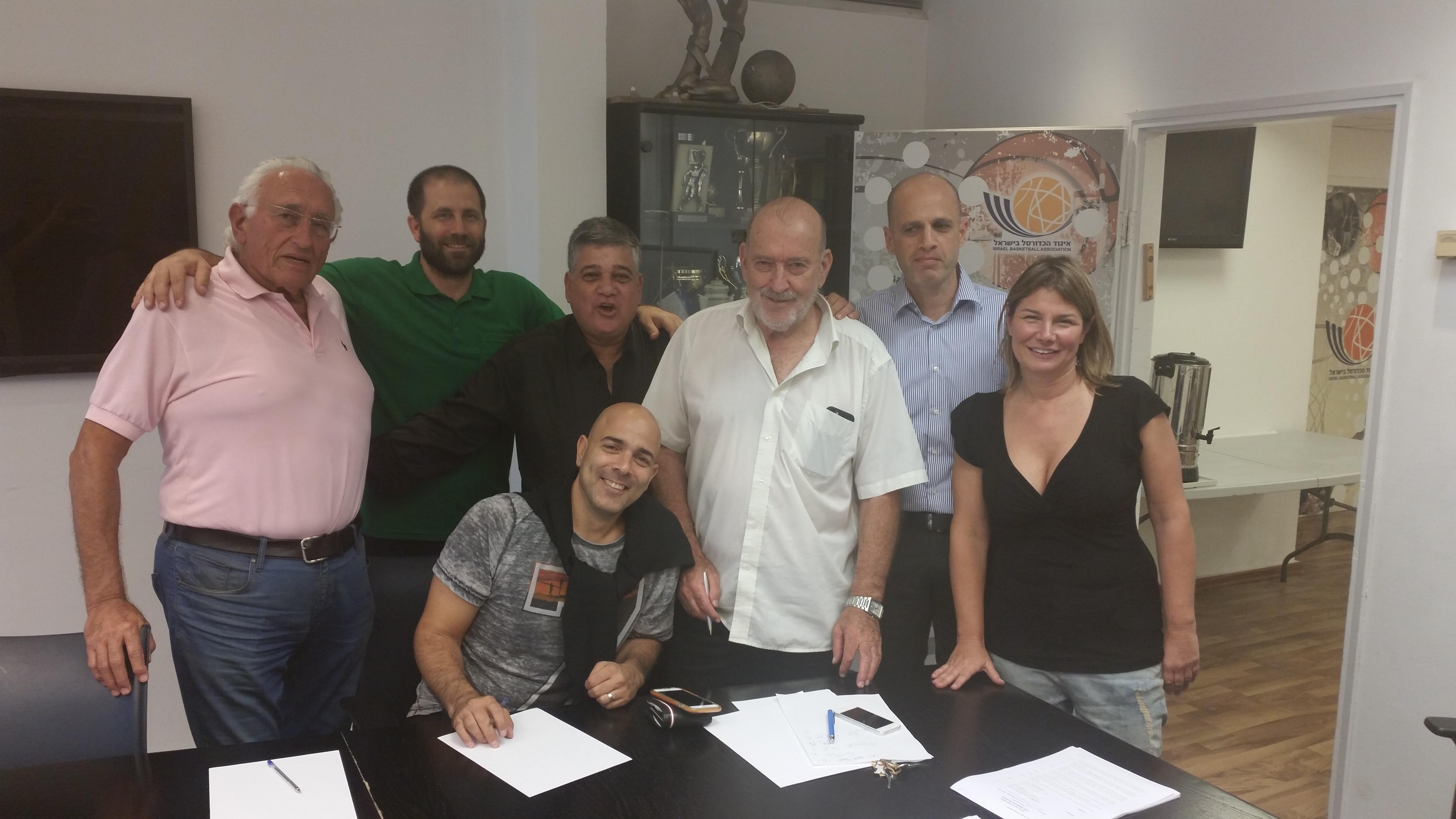 נחתם הסכם עבודה חדש עם סגל השופטים הבכיר ל-4 השנים הקרובות
