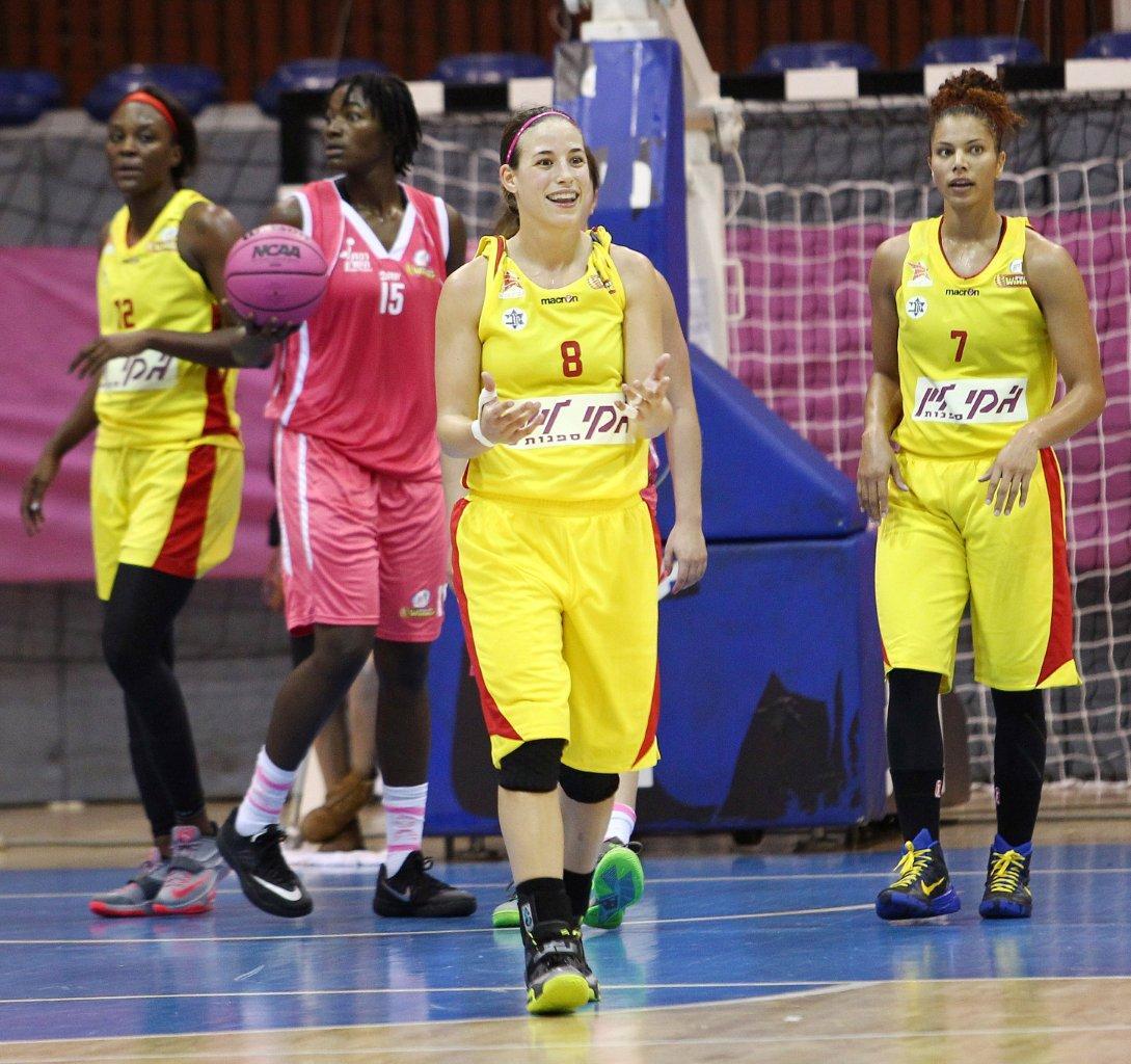 ליגת אתנה ווינר בכדורסל נשים יוצאת לדרך