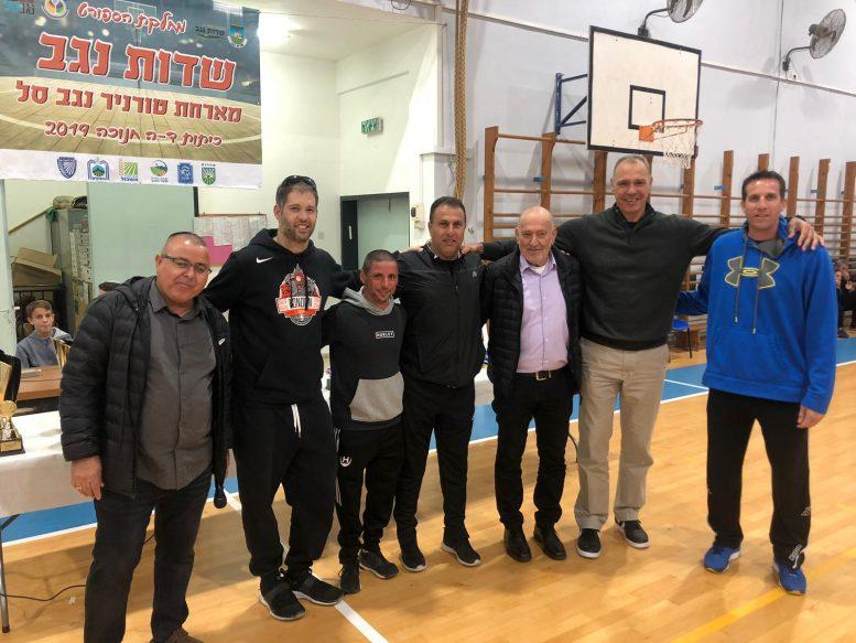 לראשונה התקיים טורניר ליגת עוטף עזה במסגרת פרויקט נגבסל של איגוד הכדורסל