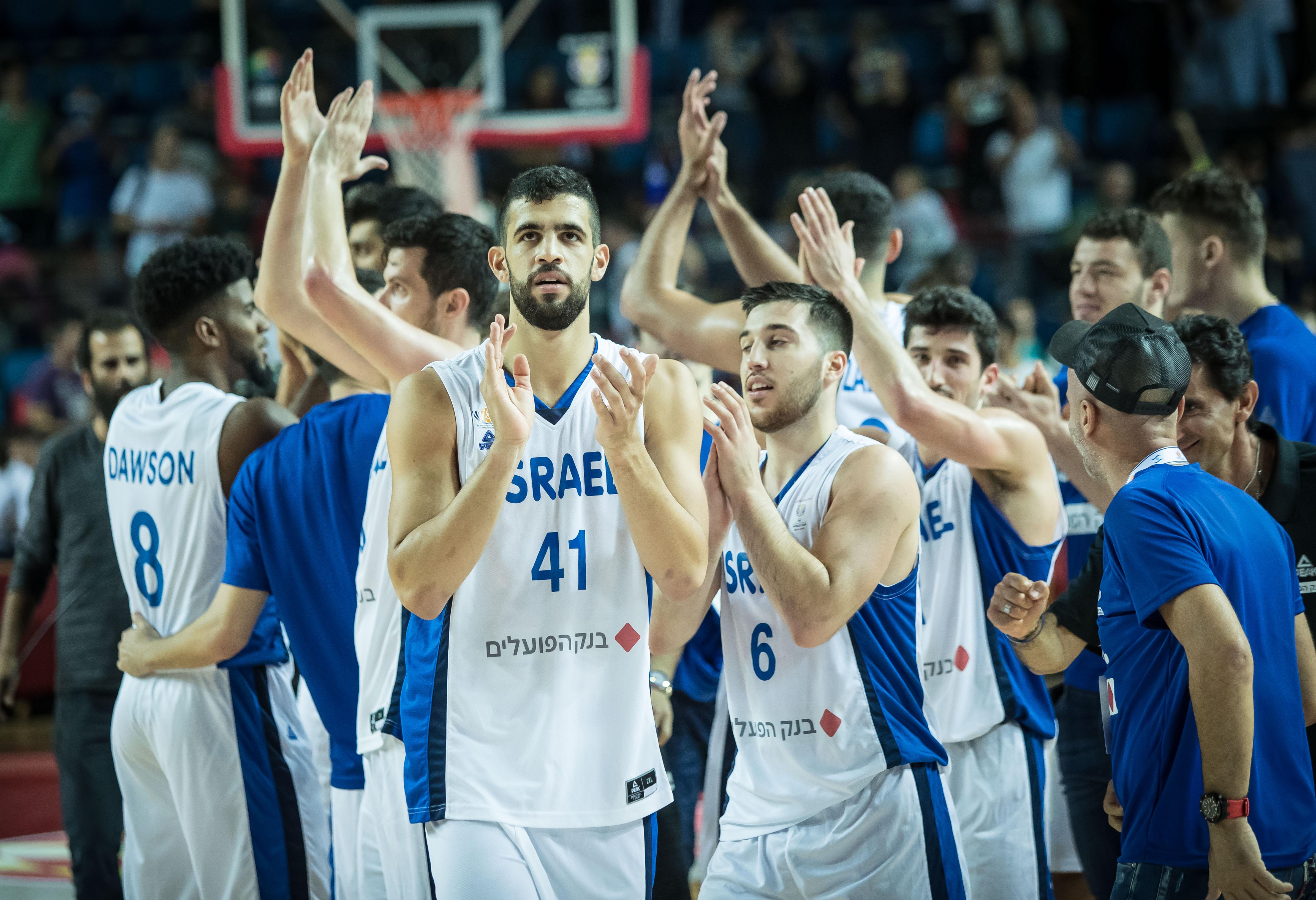 נקבע סגל נבחרת ישראל למשחקים נגד פולין ורומניה