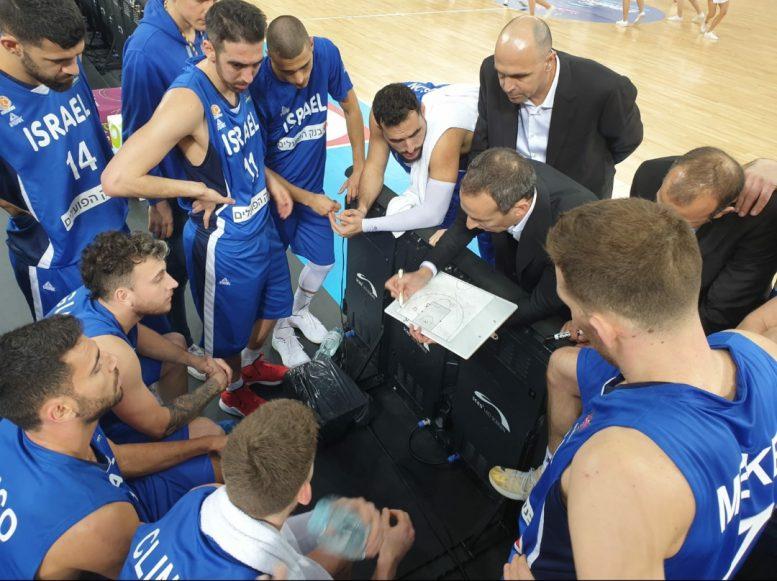 ניצחון חוץ לנבחרת ישראל על פולין במשחק הפתיחה של מוקדמות יורובאסקט 2021