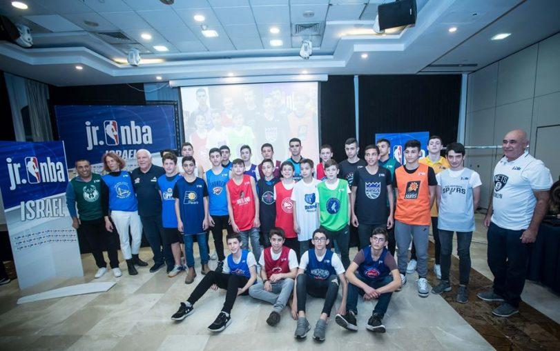 הדראפט הראשון של ליגת – NBA יצא לדרך: ג'וניור ישראל