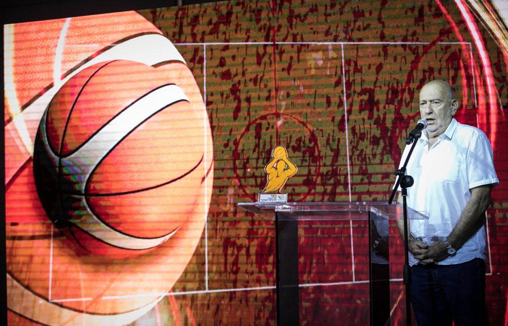 """הנהלת איגוד הכדורסל בחרה את עמירם הלוי ליו""""ר האיגוד לקדנציה נוספת"""
