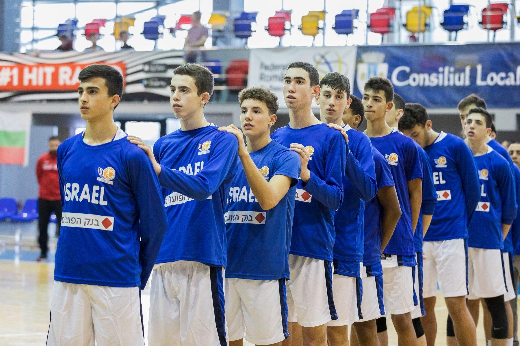 נבחרת ישראל חוזרות לפעילות